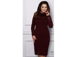Платье Выглядеть роскошно! (бордо)