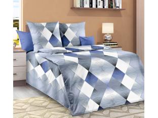 Комплект постельного белья 1,5-спальный, бязь