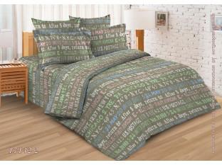 Комплект постельного белья Евростандарт, бязь  ГОСТ (Чикаго)