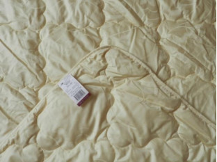 "Одеяло 2 - спальное ""Шелк"""